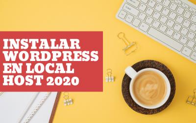 Como crear tu localhost en 2020 en 3 simples pasos